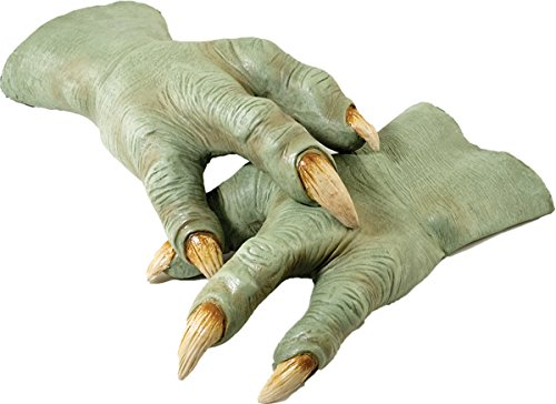 Morris Costumes Men's Adult Yoda Hands, One size