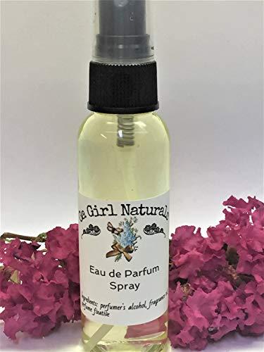 - White Peach and Silk Blossoms Type Eau de Parfum Spray, Eau de Parfum, Parfum, Perfume, Perfume Spray, Handmade, 1 fl oz