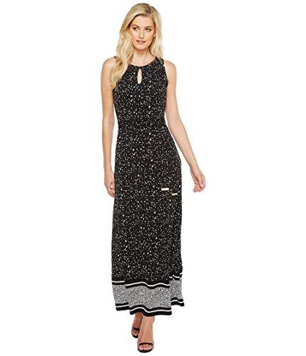 人種宗教的な奇跡的な[マイケル マイケルコース] MICHAEL Michael Kors レディース Nora Border Maxi Dress ドレス [並行輸入品]