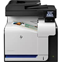 HP LaserJet Pro 500 Color Laser All-in-One Printer/Copier/Fax/Printer/Scanner with Duplex (Scuffed Box Exterior)