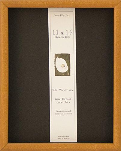 11x14 Shadow Box Wood Frame 15/16