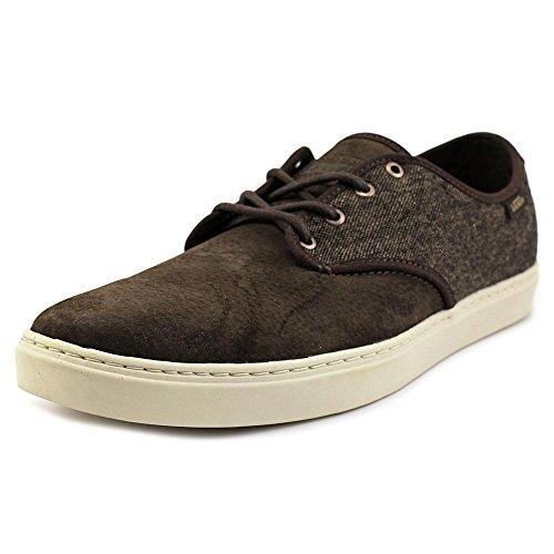 Bestelwagens Ludlow Heren Bruine Sneakers