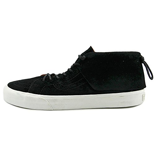 U Sk8 – Mid Adulto Vans Nero Alte Moc Sneaker Unisex ca d5x188RWn4