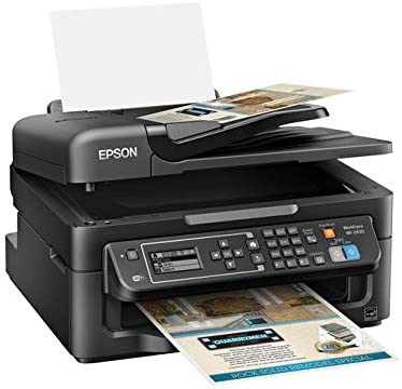 Epson Workforce WF-2630 - Impresora multifunción (Inyección de ...