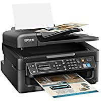 Epson Canada Workforce WF-2630 All-in-One Wireless Color Printer with Scanner, Copier and Fax
