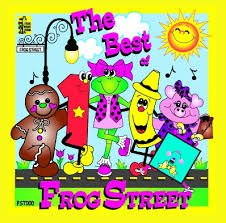 The Best of Frog Street Press Educational Music Compilation CD