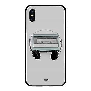 iPhone XS Max Cassette Headphones