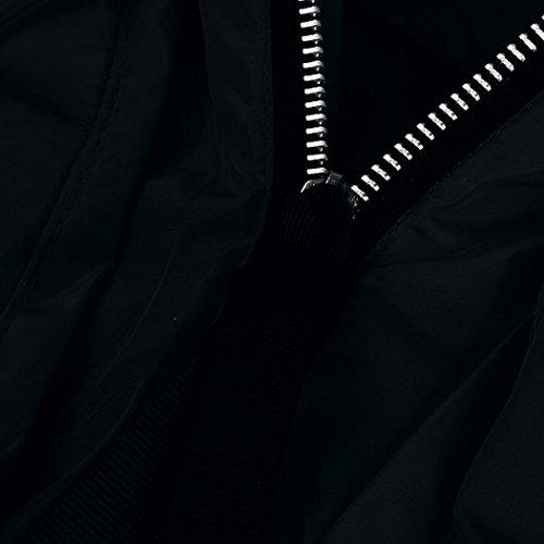 Manteaux Chargée Longue Casual Manteau Noir hui Hoodie Parka Hiver Veste Femme Armée Hui À Lâche Manches Elegant chic Outwear Chaud Épaississement Capuche Grande Taille FAY1n