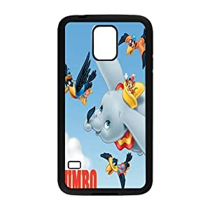 Happy Dumbo Case Cover For samsung galaxy S5 Case