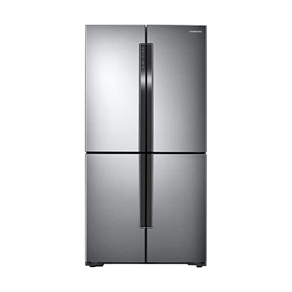 Samsung 693 L Frost Free Side-by-Side Refrigerator(RF60J9090SL/TL, Silver, Convertible, Inverter Compressor) 2021 July Frost Free, Side-by-Side: Auto defrost to stop ice-build up Capacity 693 L: Suitable for families with 5 or more members Warranty: 2 years on product