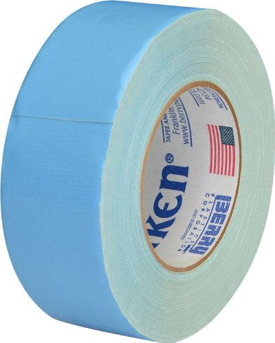 24 Rolls Berry Plastics Polyken 105C Professional Industrial High Grade Double Sided Cloth Tape - Residue Free - 2 Inch X 25 Yards - 24 Rolls per Case by Polyken