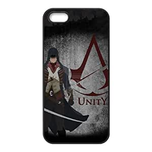 Assassin'S Creed Unity iPhone5s Cell Phone Case Blackxxy002_6833776