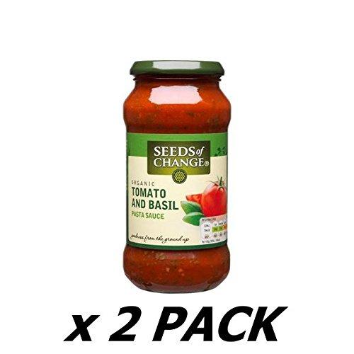 - Seeds/C Org Tom/Basil Sau - 500G (Pack of 2)