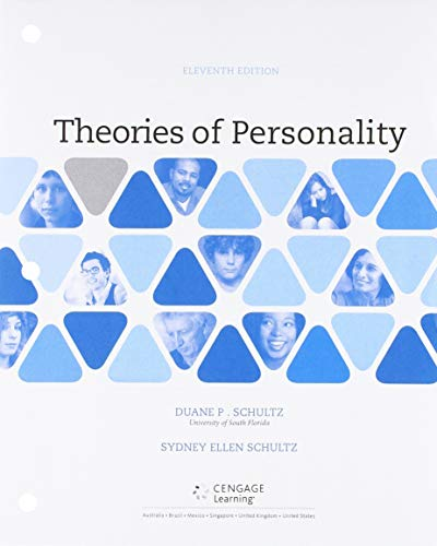 Bundle: Theories of Personality, Loose-Leaf Version, 11th + MindTap Psychology, 1 term (6 months) Printed Access Card