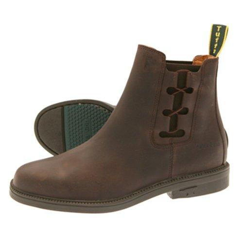 Brown Tuffa Rodeo Ladies Jodphur Boot qYqSAwa