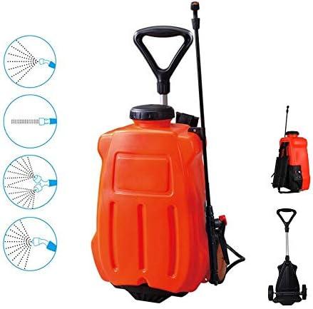 16L電気バックパック噴霧器充電式バッテリーは、電動草むしり機農場の庭の芝生のための化学スプレーを搭載します