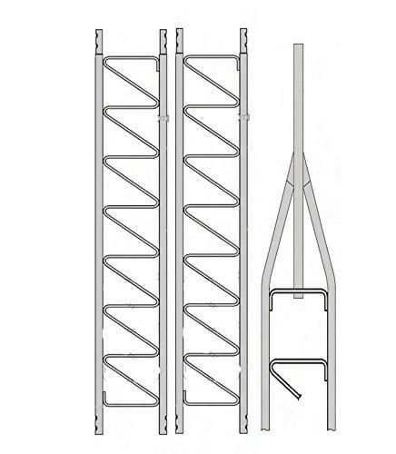 Rohn 25G Series 30' Basic Tower Kit by ROHN