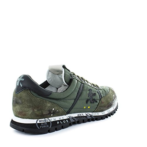 PREMIATA Sneakers Sean Militare verde