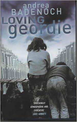 Book Loving Geordie by Andrea Badenoch (2002-08-23)