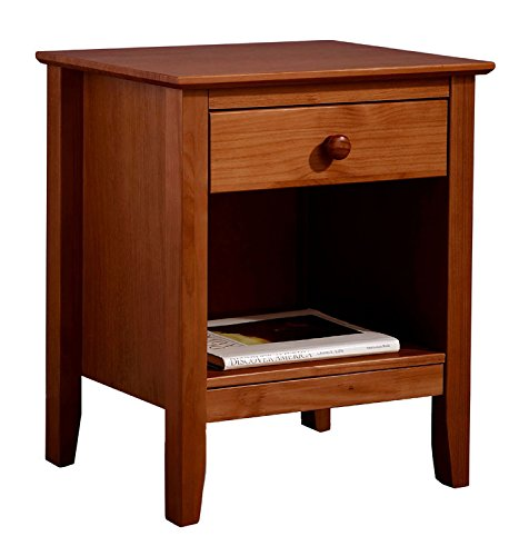 (ADEPTUS 77240 Easy Pieces End Table/Nightstand)