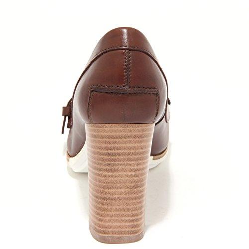TOD'S donna Marrone scarpe 7895L shoes decollete women UPcRwwSAq