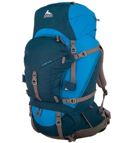 Gregory Deva 70 Technical Pack, Bodega Blue, Medium