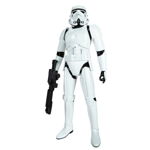 (Star Wars Stormtrooper 31-Inch Action Figure by Jakks Pacific)