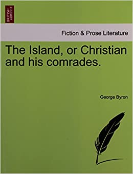 Book The Island, or Christian and his comrades. Second Edition