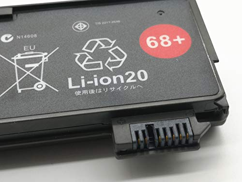 Tinkerpal X240 6-Cell Replacement Laptop Battery for Lenovo ThinkPad L450  L460 L470 P50S T440 T440s T450 T450s T460 T460P T470P T550 T560 W550s X250