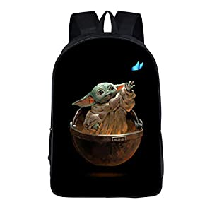 Darren May Exceptional Backpack,Unisex Youth Adult School Backpack,Students Laptop Bag 16 Inch