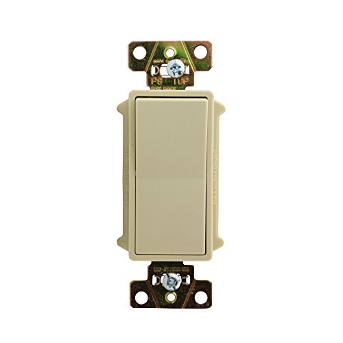 Legrand-Pass & Seymour TM874I Pass and Seymour TM874-I Decora Switch 4-Way 15A, (Pass & Seymour 4 Way)