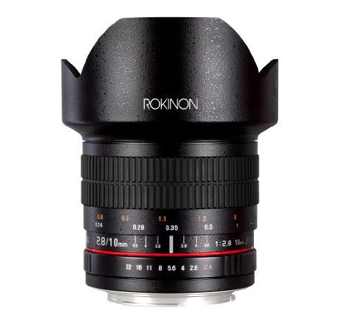 اسعار Rokinon 10mm F2.8 ED AS NCS CS Ultra Wide Angle Lens for Olympus and Panasonic Micro 4/3 (MFT) Mount Digital Cameras  (10M-MFT)
