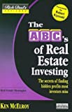 img - for Rich Dad's Advisors : The ABC's of Real Estate Investing: The Secrets of Finding Hidden Profits Most Investors Miss book / textbook / text book