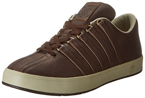 K-Swiss The Classic II P - Zapatillas unisex, color marrón