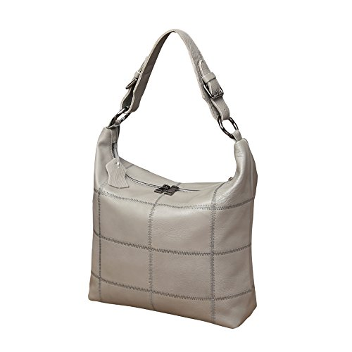Bolso Gris Bolsa Femenino grey Light GUANGMING77 Invierno Bolsa Claro Dama Ms Portable gBwaO6qXp6