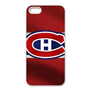 montreal canadiens Phone Case for iPhone 5S Case