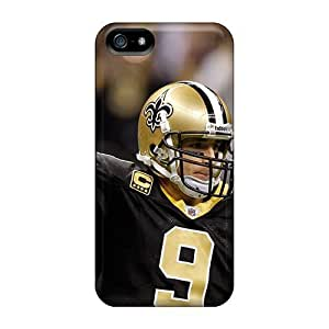 GGoXFrE618PfqWY Case For Htc One M9 Cover - Drew Brees Saints