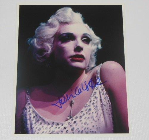 Velvet Goldmine Toni Collette Authentic Signed Autographed 8x10 Glossy Photo Loa