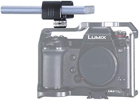 Soporte de batería para cámara con Adaptador de Zapata para cámara ...