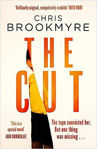 The Cut Book Cover