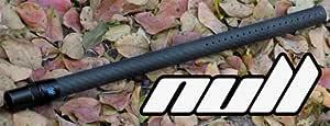 DeadlyWind Null Carbon Fiber one Piece Paintball Gun Barrel (Click-a-Size/Threads)