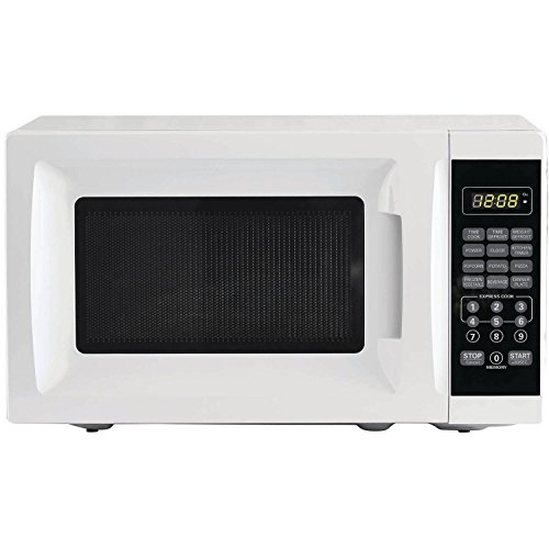 Mainstays Child-Safe Lockout Feature 700W Output Microwave Oven in (Output Containers)