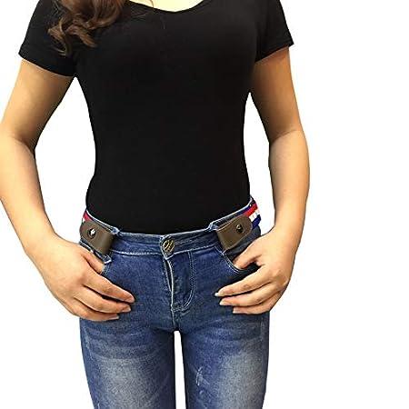 Acutty Buckle-Free - Cinturón elástico para Pantalones Vaqueros #3