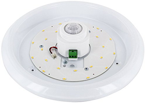Plafon led con sensor de movimiento