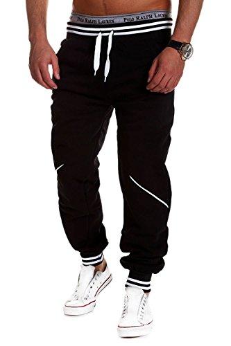 52 Pantalon Sport Noir De jogging Mt Styles Mt ECwqtt