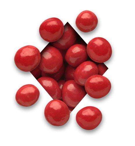 Pastel Chocolate Cherries - Koppers Pastel Red Cherry Bings, 5-Pound Bag
