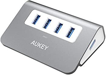 Aukey 4-Port USB 3.0 Portable Hub