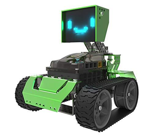 Robobloq Qoopers. Programmable Metal Robot Kit