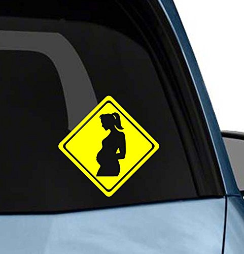 #2 Bump on Board cute funny Car window decal vinyl art bumper sticker Die-cut decal