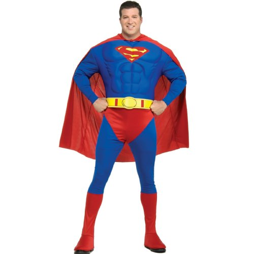 Rubie's Muscle Chest Superman Plus Size
